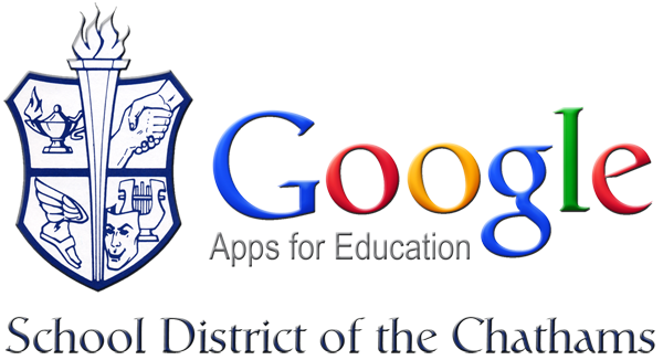 Google Apps Launcher Portal - School District of the Chathams